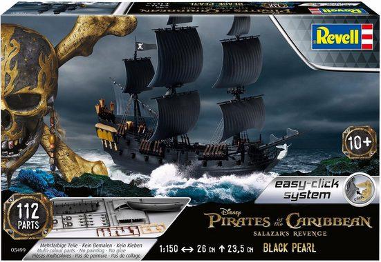 Revell® Modellbausatz »Black Pearl«, Maßstab 1:150