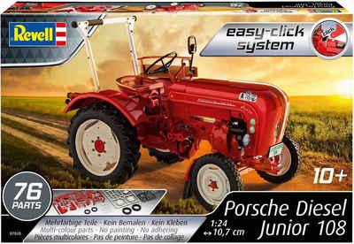 Revell® Modellbausatz »Porsche Junior 108«, Maßstab 1:24, Made in Europe