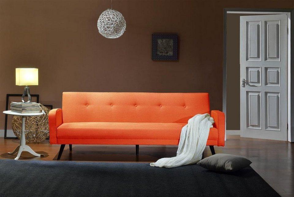 Kasper wohndesign sofa schlafsofa stoffsofa farbe w hlbar for Wohndesign versand