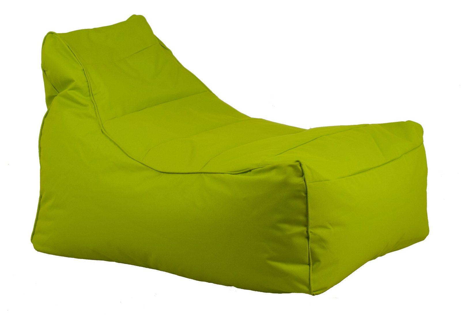 Kasper-Wohndesign Sitzsack Lounge Chair verschiedene Farben »OXFORD«
