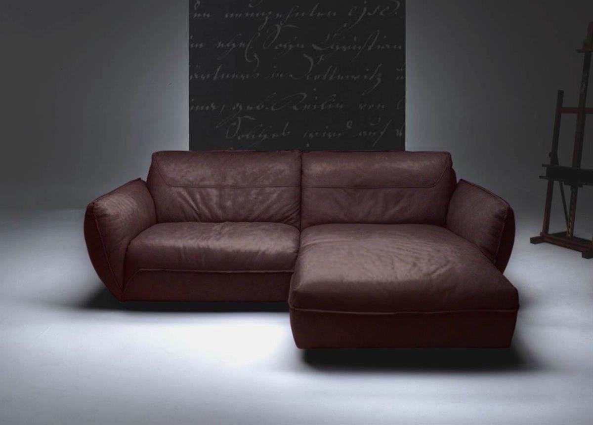 sofas ecksofa leder braun machen sie den preisvergleich bei nextag. Black Bedroom Furniture Sets. Home Design Ideas