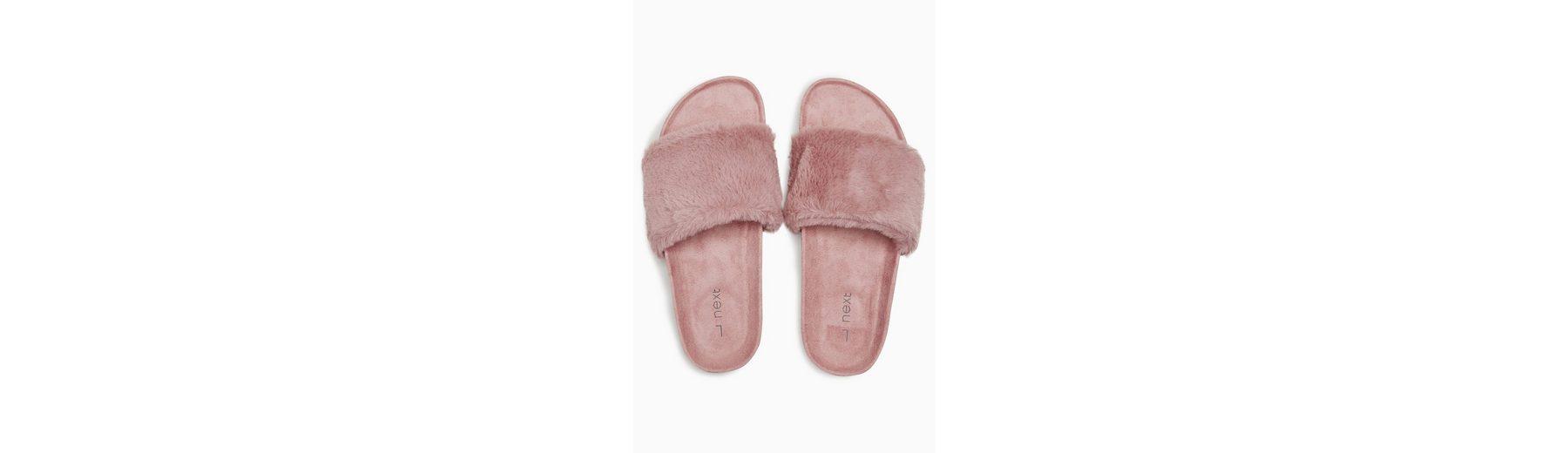 Billig Verkauf Manchester Großer Verkauf Billig Verkauf 2018 Neue Next Sandale in Felloptik Verkauf Wählen Eine Beste Billig Verkauf Geschäft Fa9qn9L