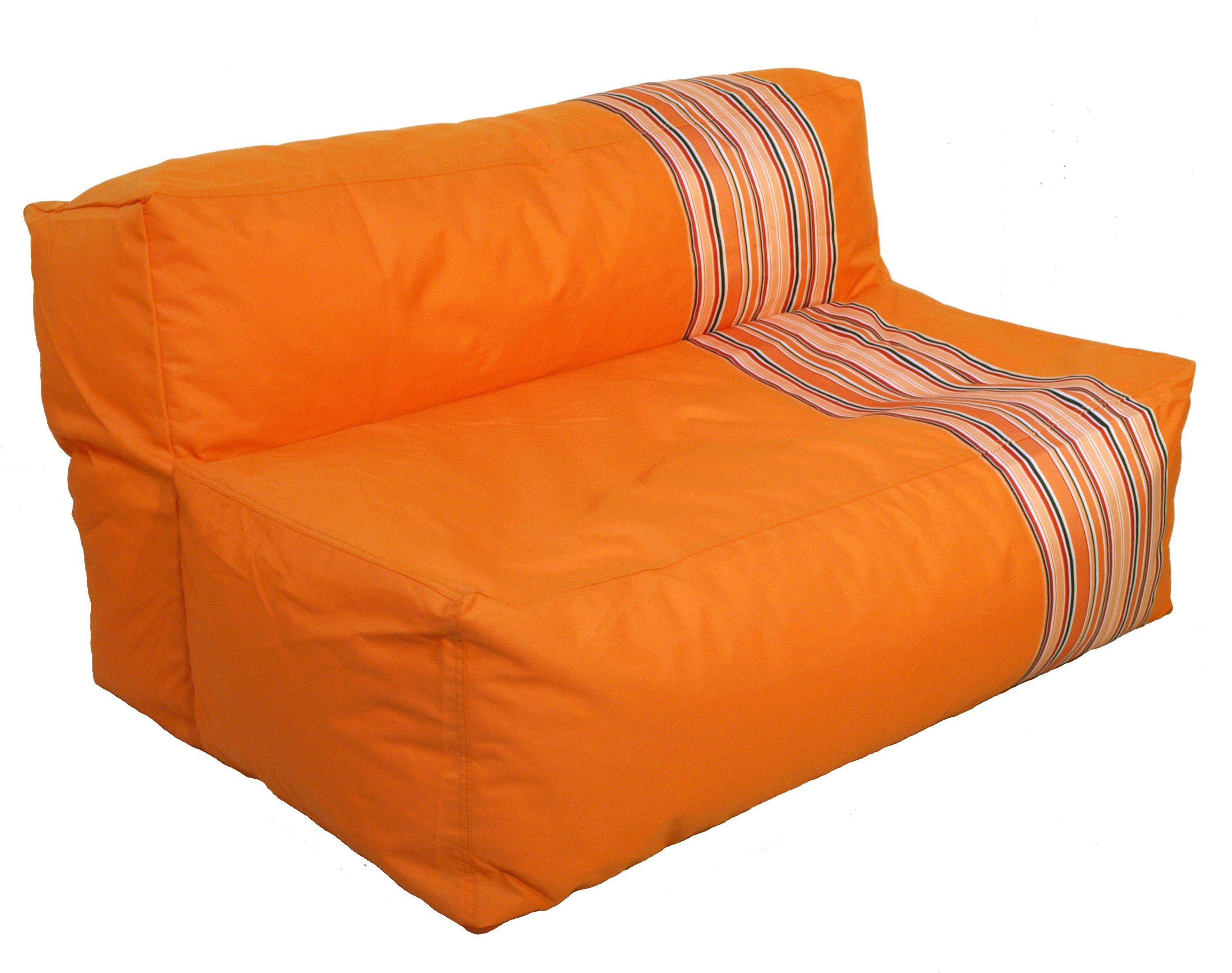 Kasper-Wohndesign Sitzsack Sofa »CHOISE« | Wohnzimmer > Sessel > Sitzsaecke | Kasper-Wohndesign