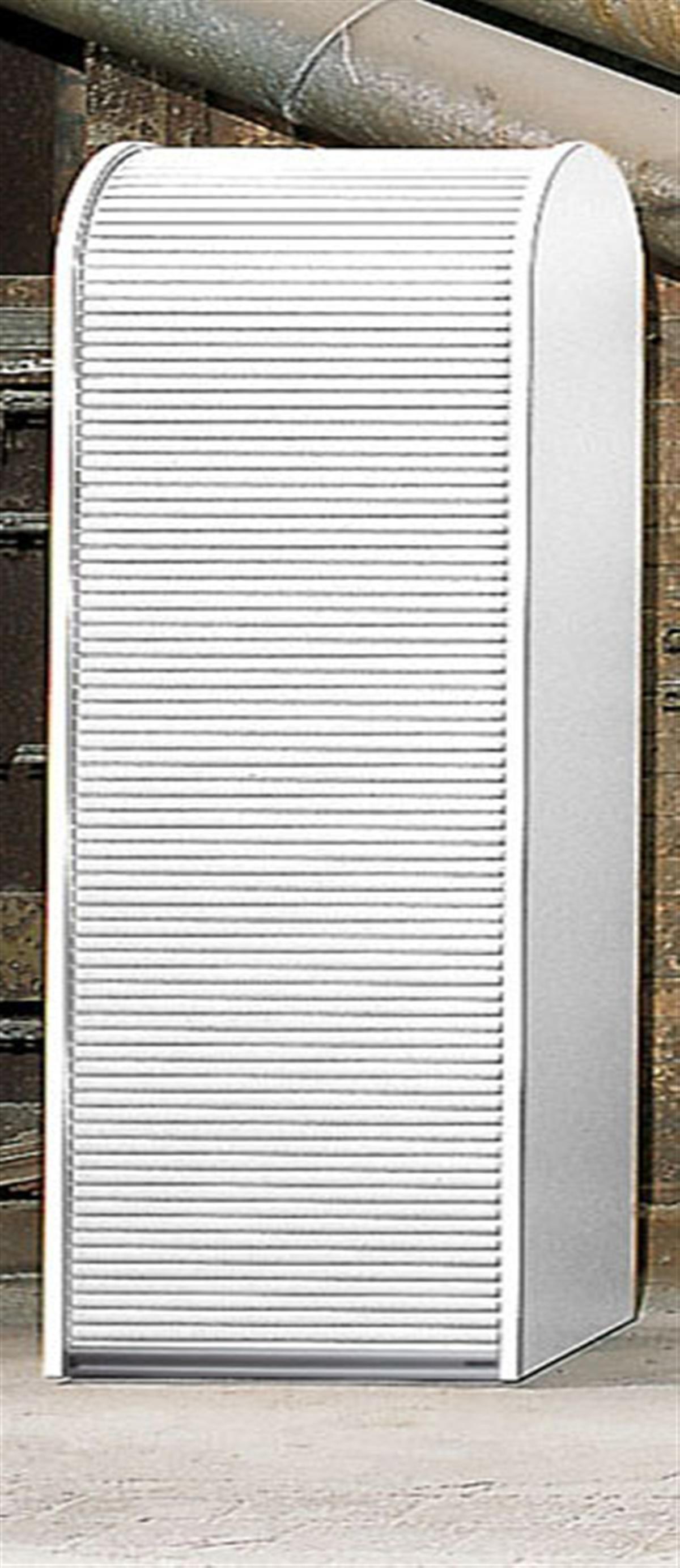MS-Schuon Rolladenschrank Aktenschrank mit 4 Fachböden abschließbar »KLENK COLLECTION« | Büro > Büroschränke > Aktenschränke | Aluminium | MS-Schuon