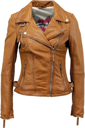 Freaky Nation Bikerjacke Biker Princess