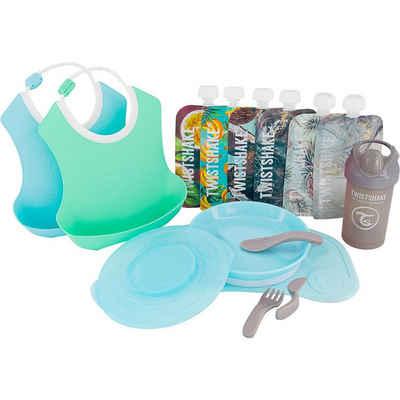 Twistshake Isolierflasche »Twistshake Starter Set Geschirr - Boy«
