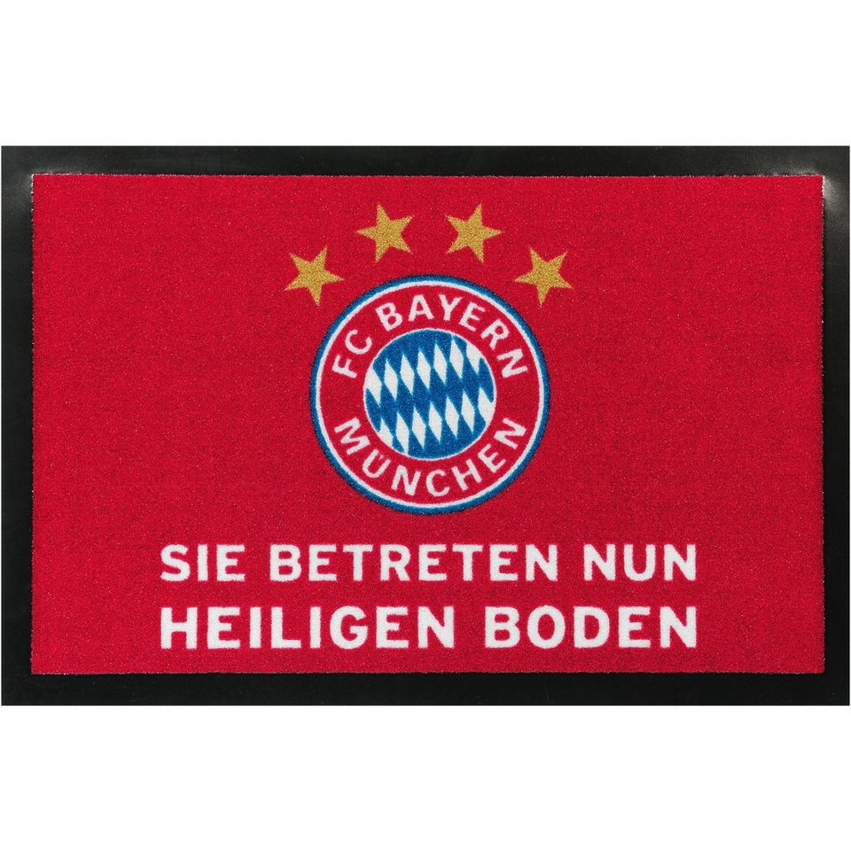 Fc Bayern Fußmatte