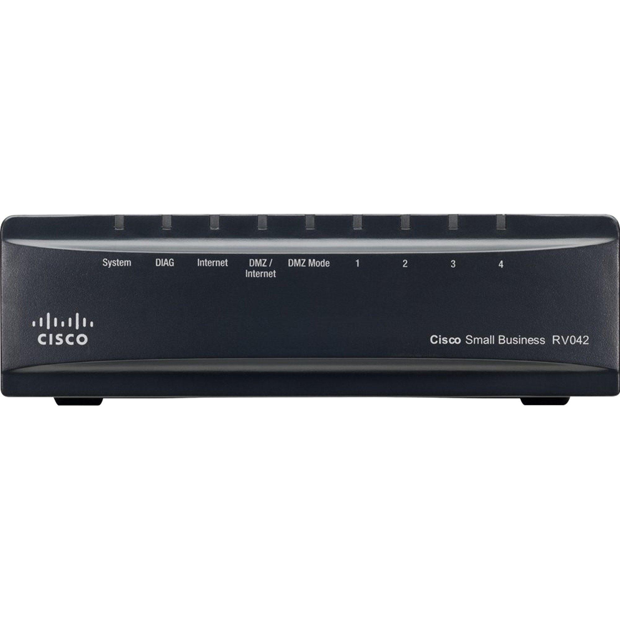 Cisco Router »RV042«