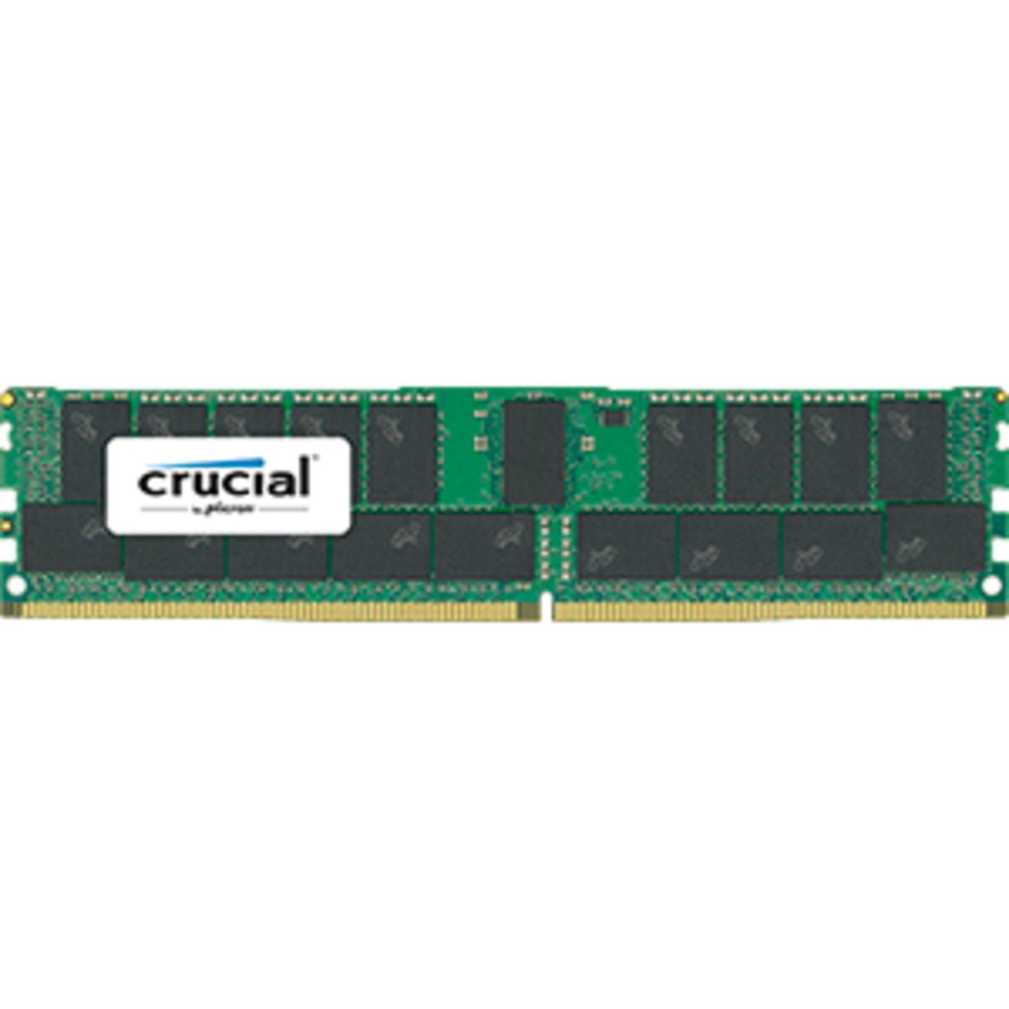 Crucial Arbeitsspeicher »DIMM 32GB DDR4-2133 registered«