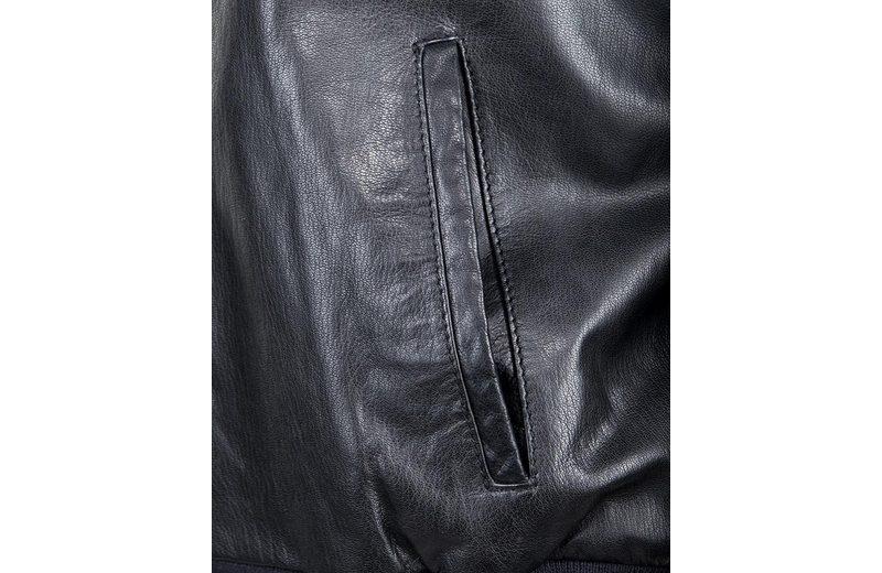 JCC Lederblouson mit zwei Brusttaschen 730038 Kaufen Zum Verkauf Verkauf Der Billigsten Mit Kreditkarte Günstig Online Sammlungen Geringster Preis 5pV4jWe