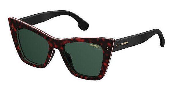 Carrera Eyewear Damen Sonnenbrille » CARRERA 1009/S«, braun, 086/HA - braun/braun