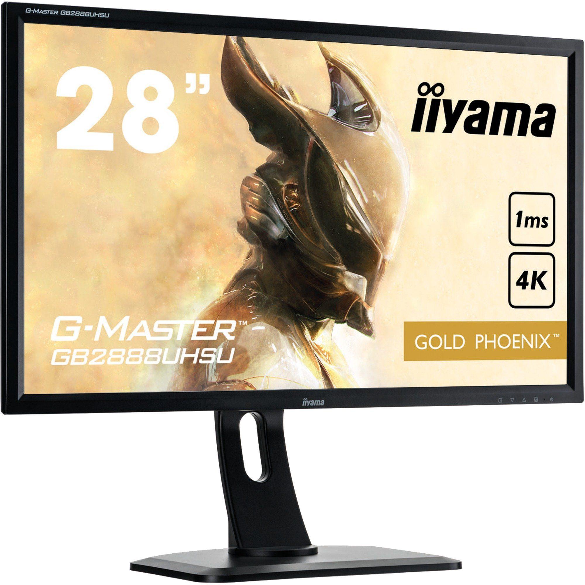 Iiyama LED-Monitor »G-Master Gold Phoenix GB2888UHSU-B1«
