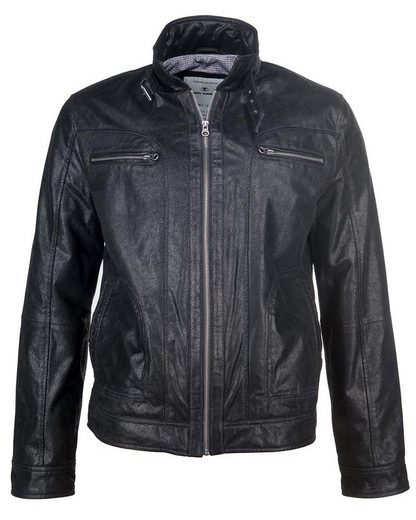 TOM TAILOR Lederjacke 213/56