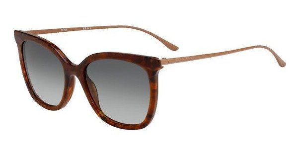 Boss Damen Sonnenbrille » BOSS 0945/S«, rot, JR9/3X - rot/rosa
