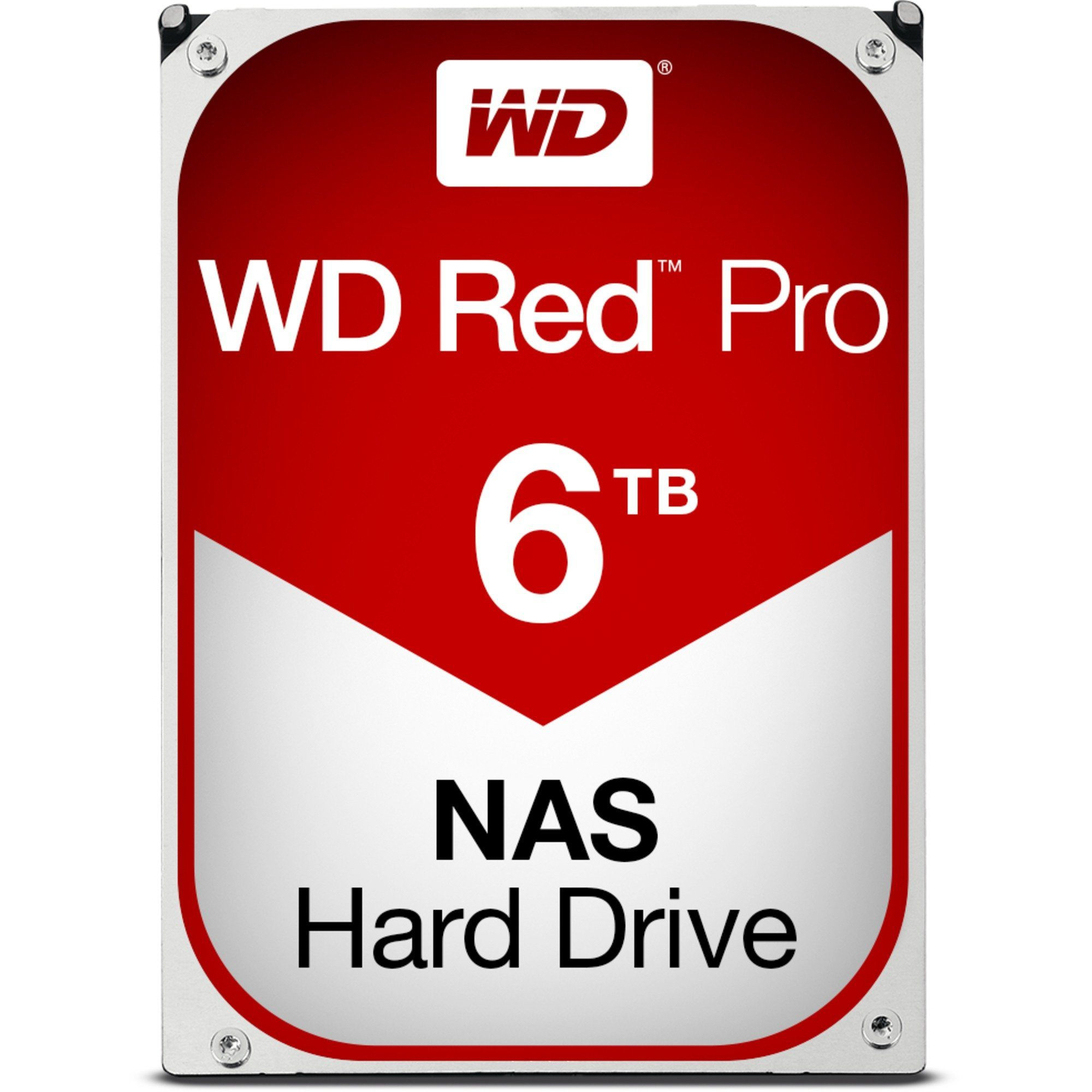 Western Digital Festplatte »WD6002FFWX 6 TB«