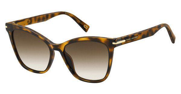 MARC JACOBS Marc Jacobs Damen Sonnenbrille » MARC 223/S«, schwarz, 581/HA - schwarz/braun