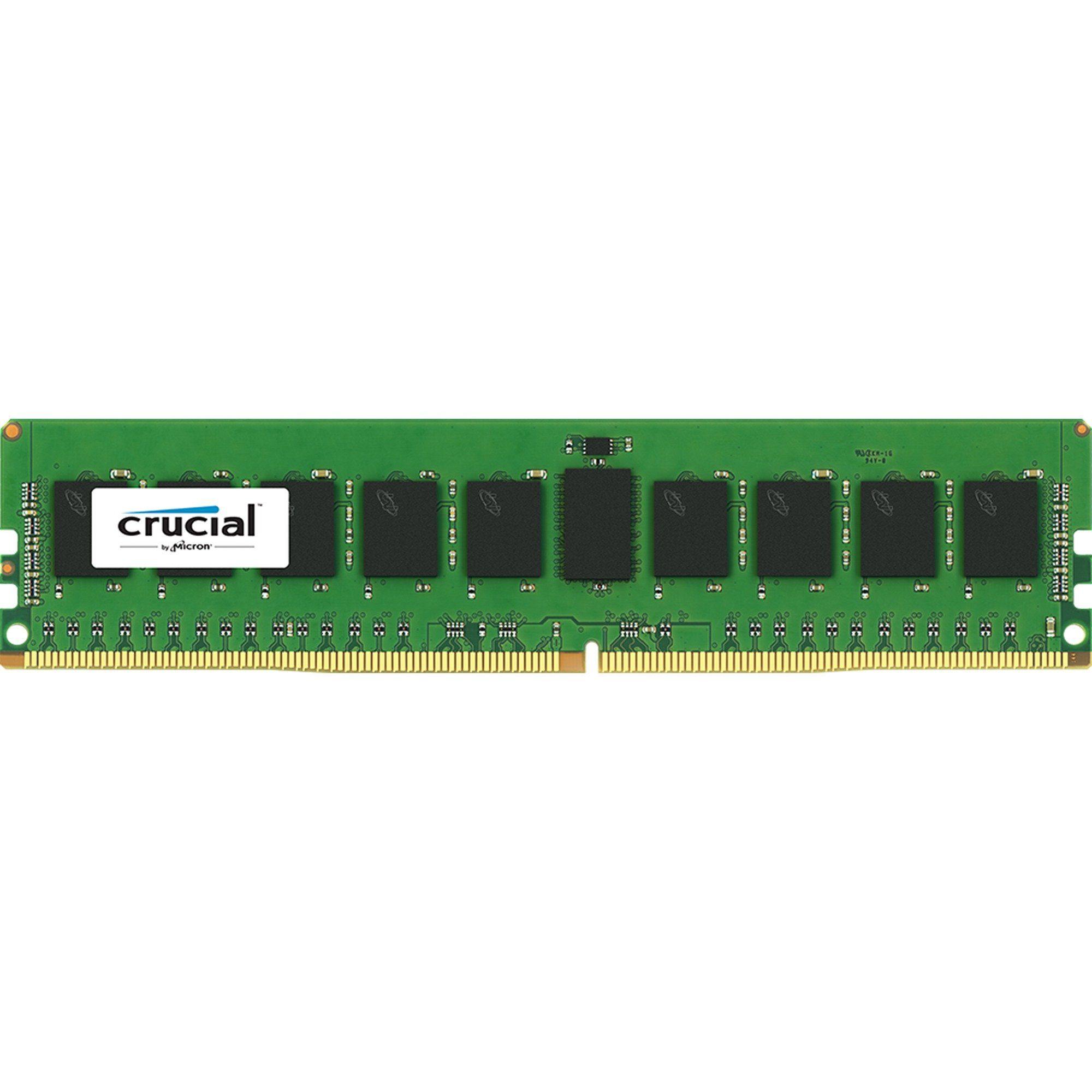 Crucial Arbeitsspeicher »DIMM 8 GB ECC Registered DDR4-2133«
