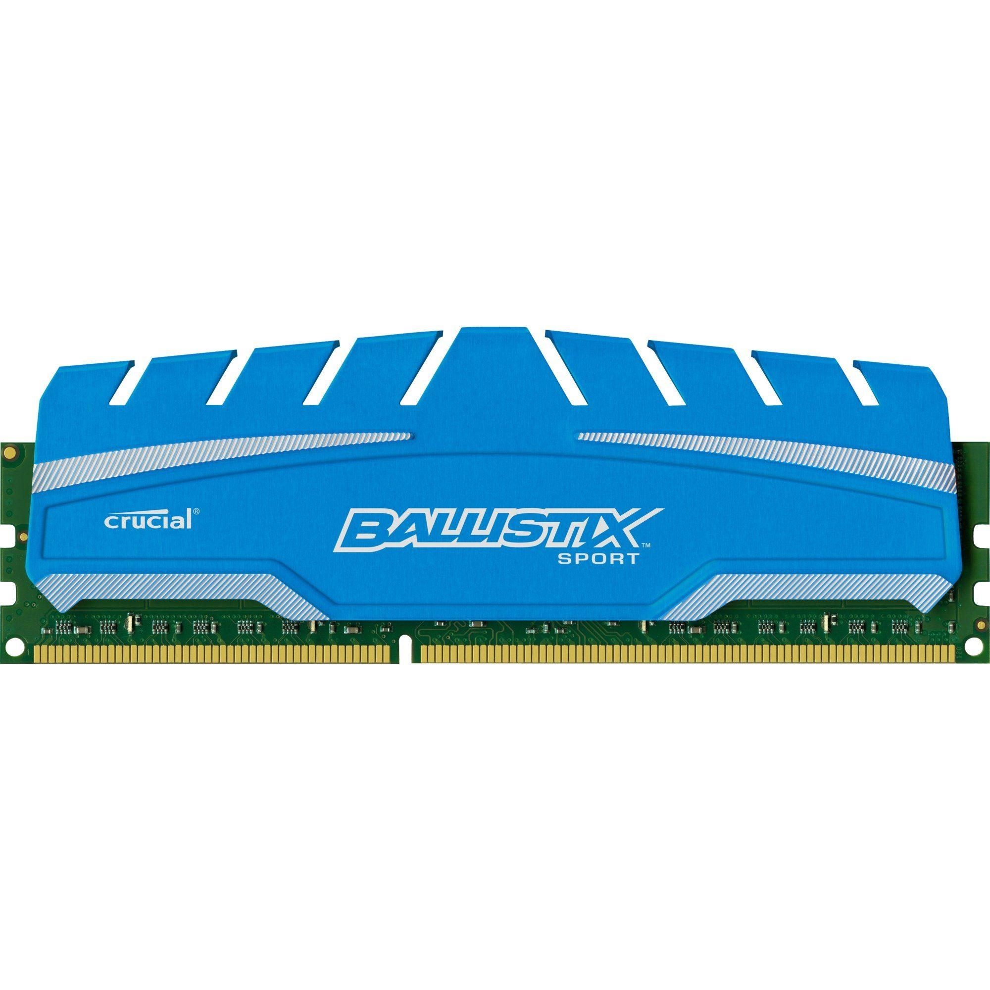 Crucial Arbeitsspeicher »DIMM 8 GB DDR3-1866«