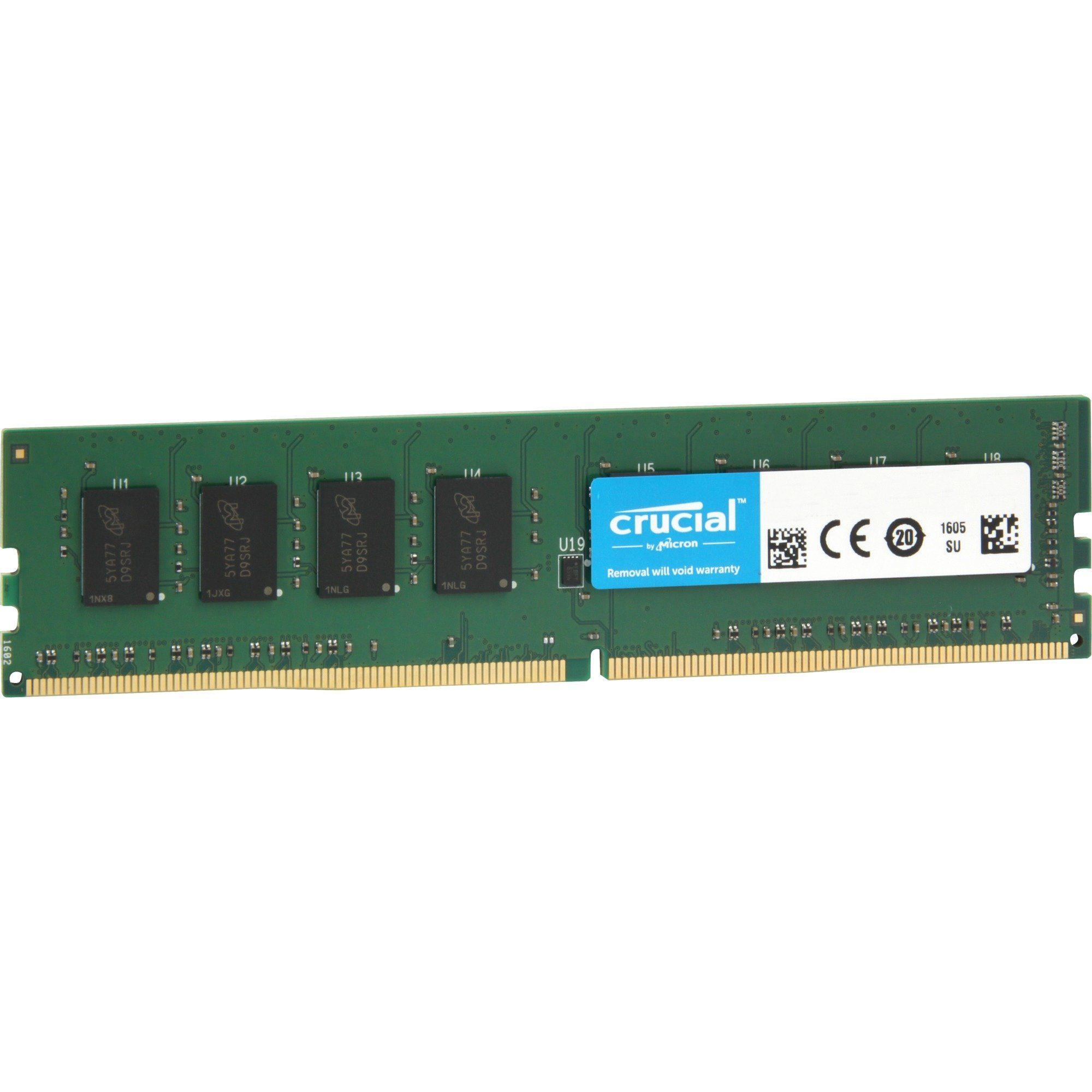 Crucial Arbeitsspeicher »DIMM 8 GB DDR4-2133«