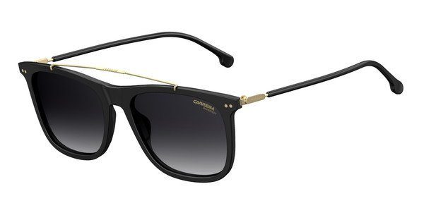 Carrera Eyewear Herren Sonnenbrille » CARRERA 150/S«, schwarz, 2M2/K1 - schwarz/gold