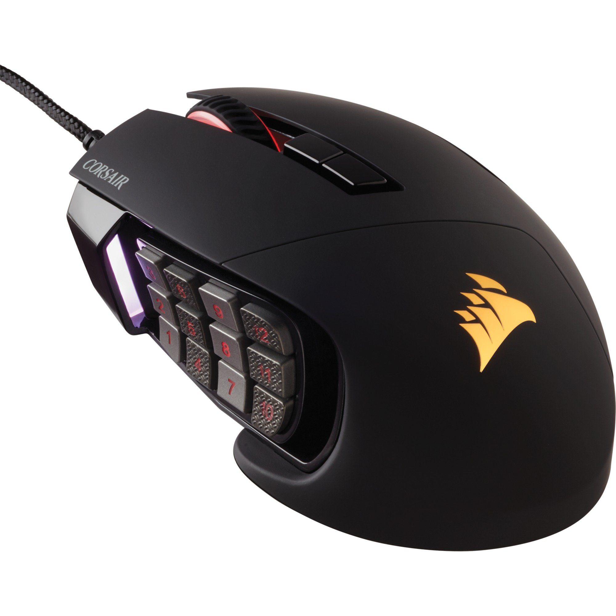 Corsair Maus »Scimitar Pro RGB«