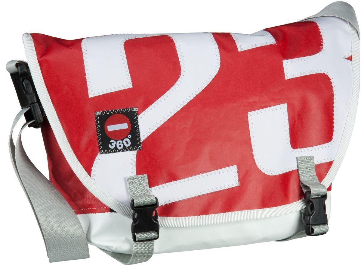 360Grad Umhängetasche »Tanker Mini - Rotes Segel«