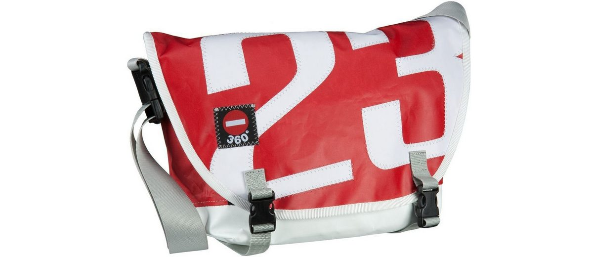 360Grad Umh盲ngetasche Tanker Mini - Rotes Segel