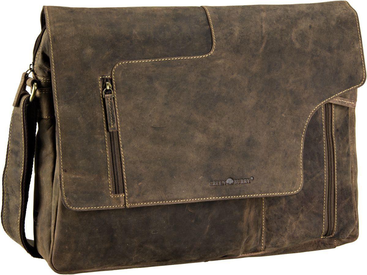 Greenburry Umhängetasche »Vintage Revolver Bag XL«