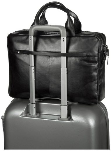 Strellson Aktentasche Scott Soft Briefcase