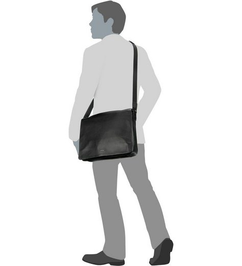 Beste Joop Notebooktasche / Tablet Doros Cross Grain Flap Bag Large Billiges Outlet-Store dBE4U
