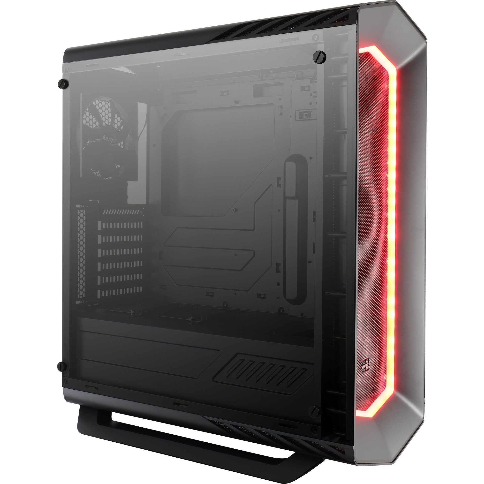 Aerocool Tower-Gehäuse »P7-C1BG Tempered Glass Version«