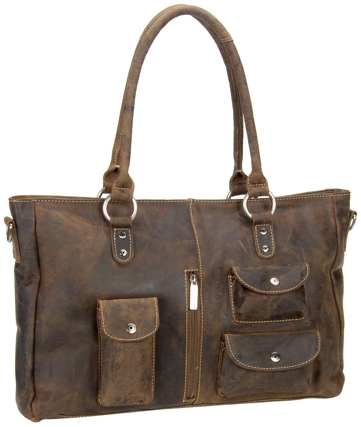 Greenburry Handtasche »Vintage Revival Vol.1 Shopper«
