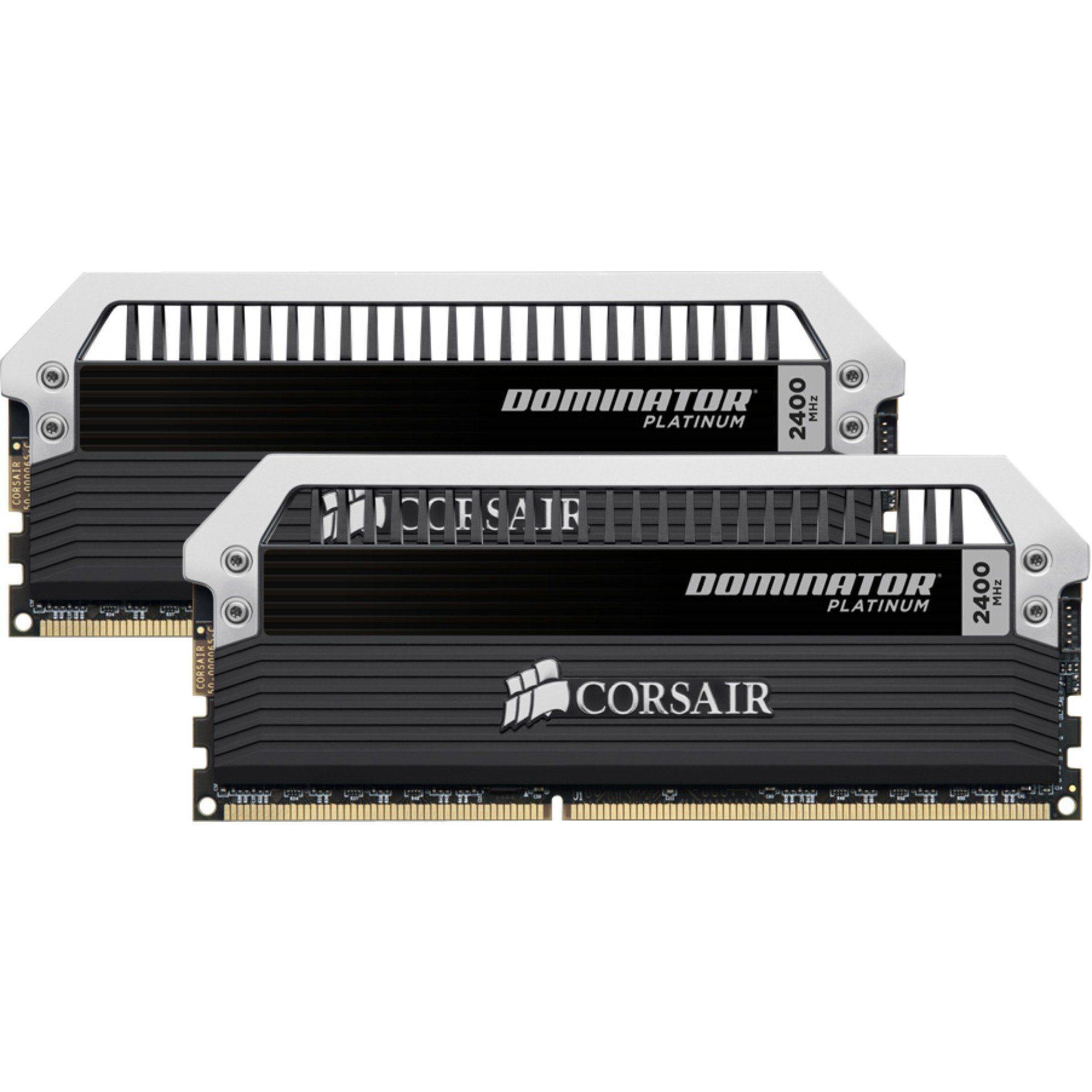Corsair Arbeitsspeicher »DIMM 16 GB DDR3-1600 Kit«