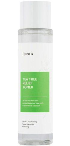 iUnik Toneris »Tea Tree Relief Toner«
