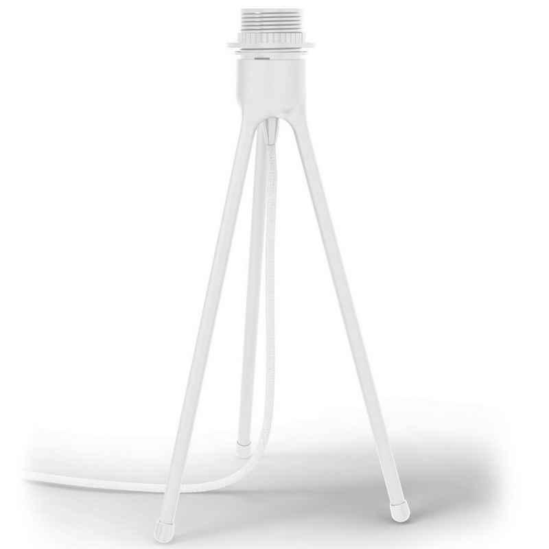 Umage Deckenleuchte »Umage / VITA Tripod Table Dreibein-Stativ mit Textilkabel E27 weiss 19 x 19 x 36 cm Lampe«