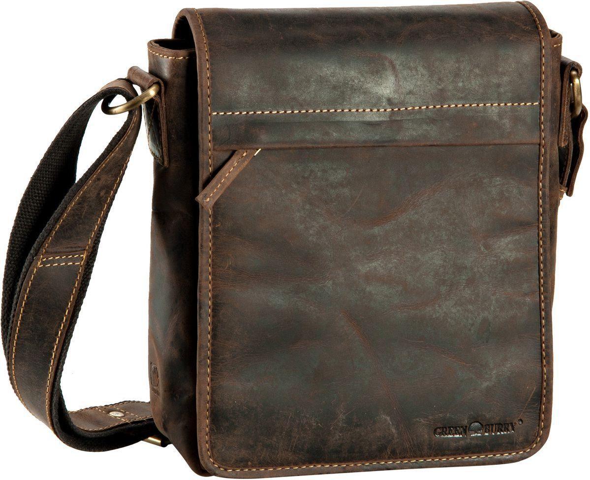 Greenburry Umhängetasche »Vintage Flapzip Tasche«