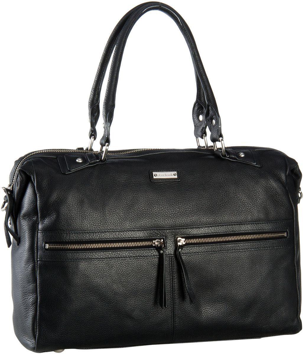 Storksak Wickeltasche »Caroline Leather«