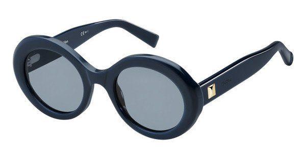 Max Mara Damen Sonnenbrille » MM PRISM V«, blau, PJP/70 - blau