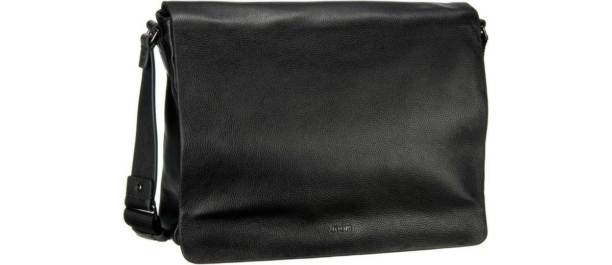 Joop Notebooktasche / Tablet Doros Cross Grain Flap Bag Large