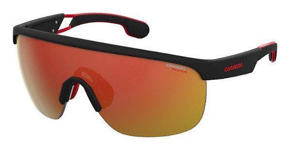 Carrera Eyewear Herren Sonnenbrille » CARRERA 4004/S«, schwarz, 4NL/SW - schwarz