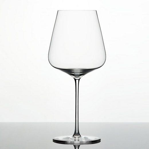 Zalto Zalto Rotweinglas Bordeaux, mundgeblasen
