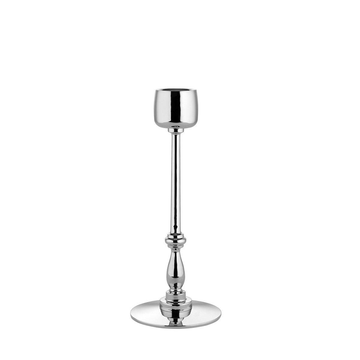 Alessi Alessi Kerzenständer silber 19 cm