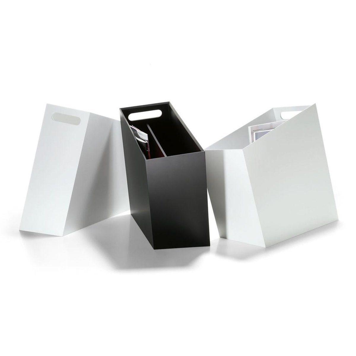 Philippi Philippi Magazinständer BOX schwarz