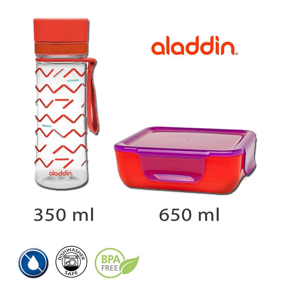aladdin Aladdin Pausen-Set AVEO Rotduo