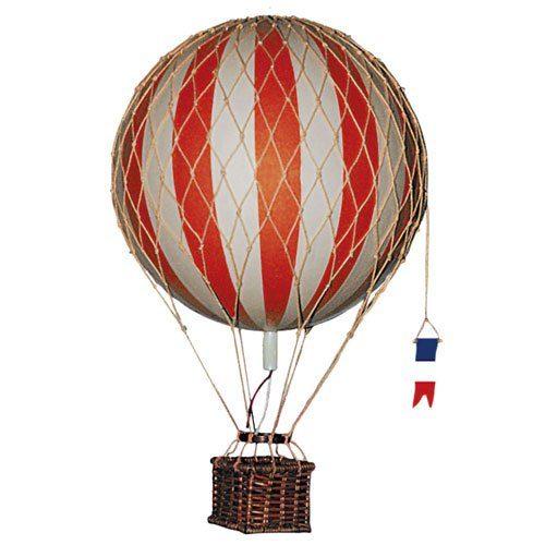 AUTHENTIC MODELS Authentic Models Modellballon 18 cm rot