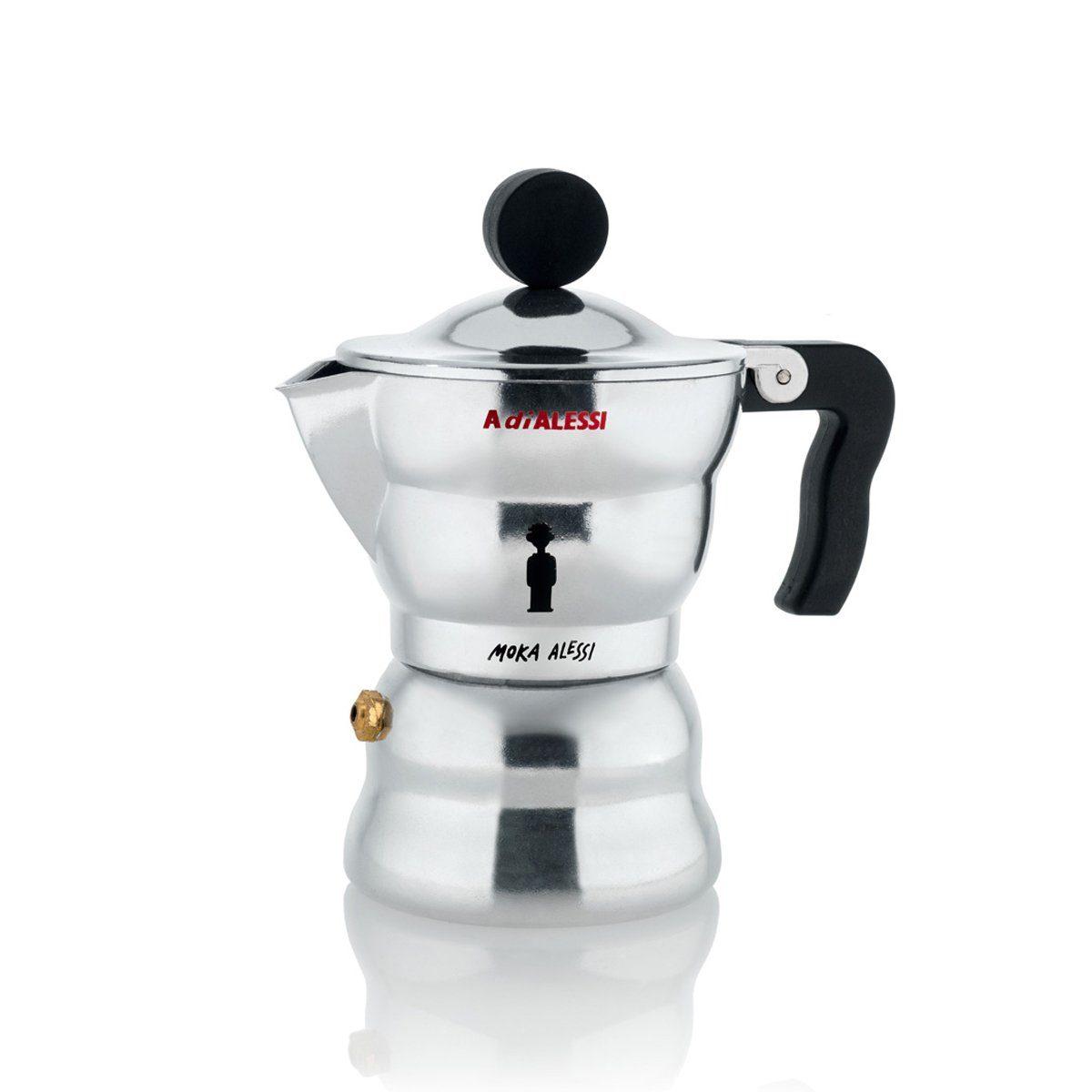 Alessi Alessi Espressomaschine MOKA 1 Tasse