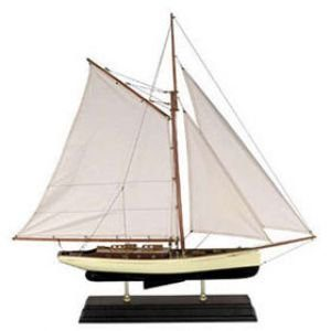 AUTHENTIC MODELS Authentic Models Classic Yacht 1930s