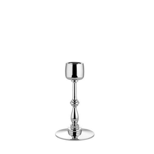 Alessi Alessi Kerzenständer silber 14 cm