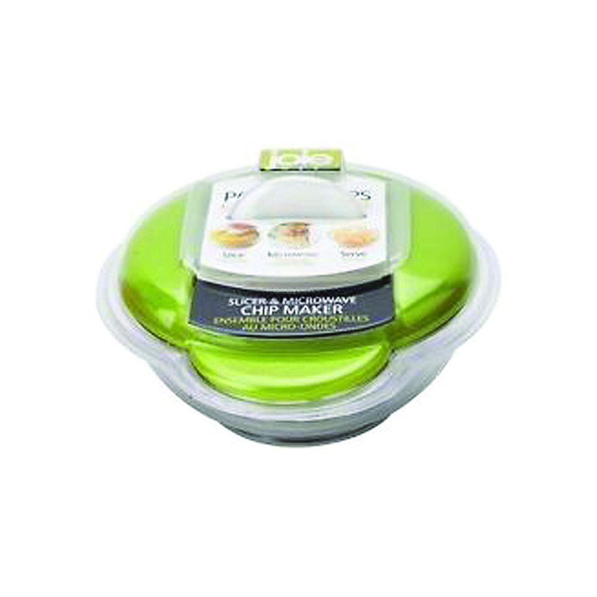 Joie Joie Mikrowellen Chipsmaker grün