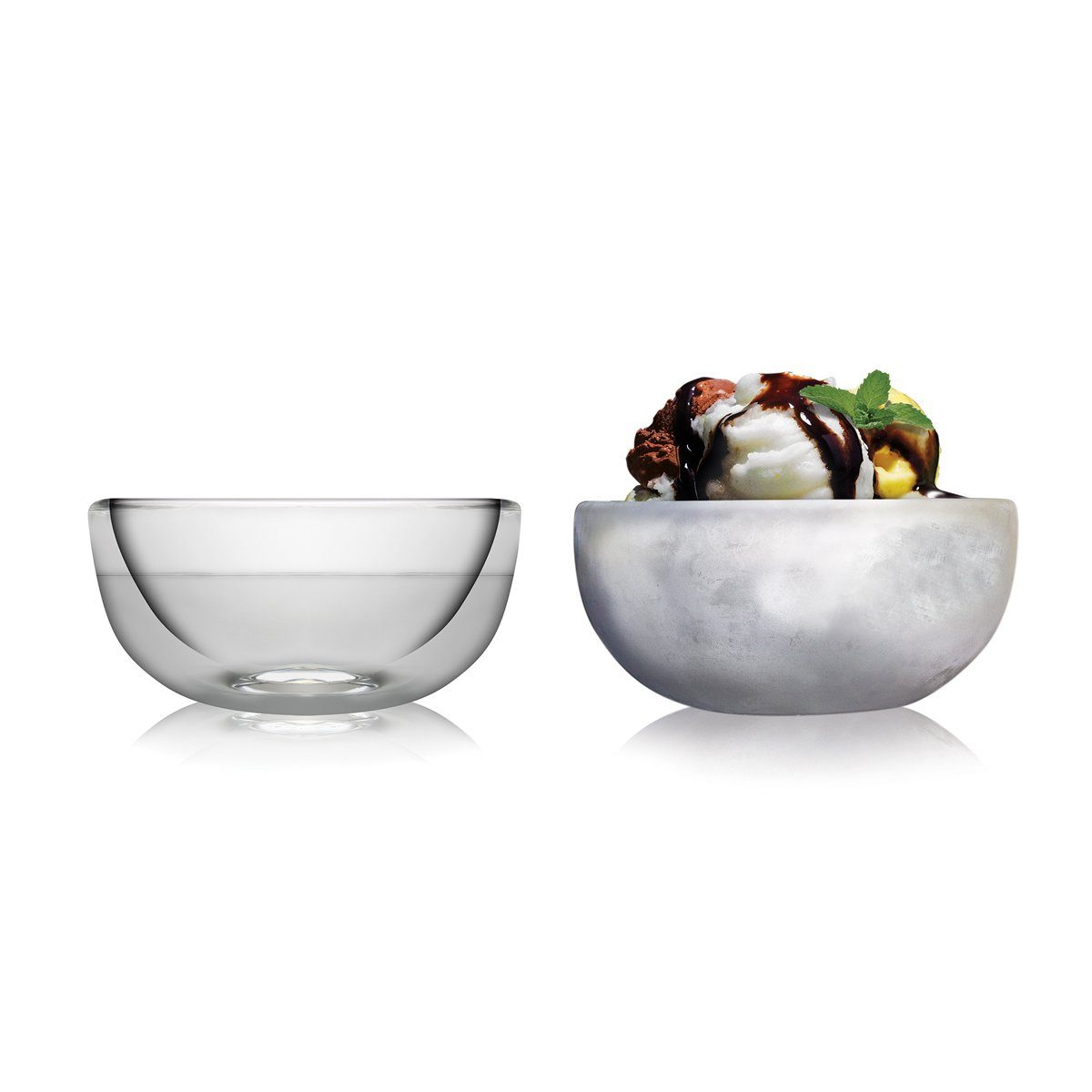 Amsterdam Glass Amsterdam Glass Schale 0.29 Liter, 2er Set